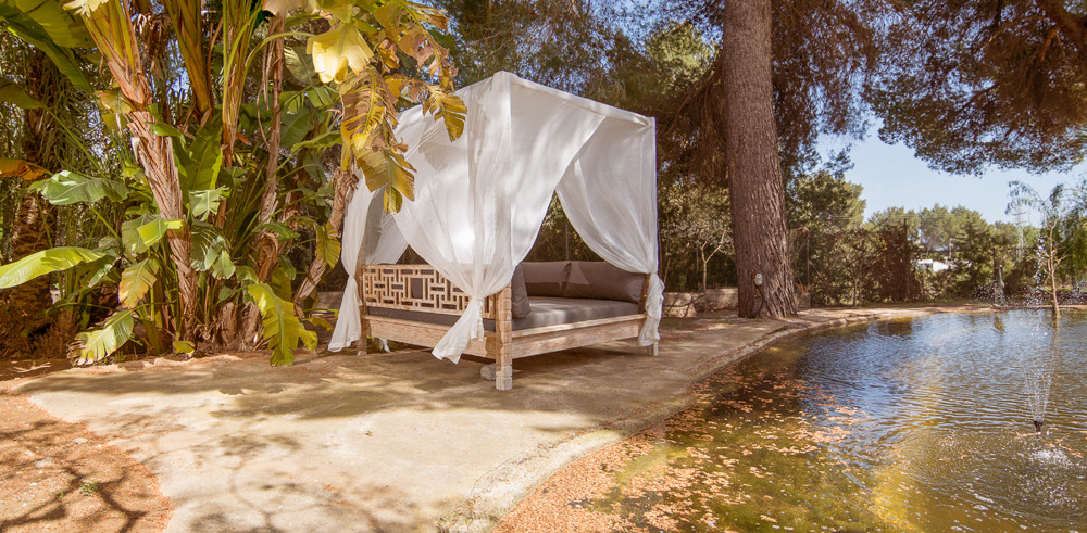 pictures of your yoga retreat oasis