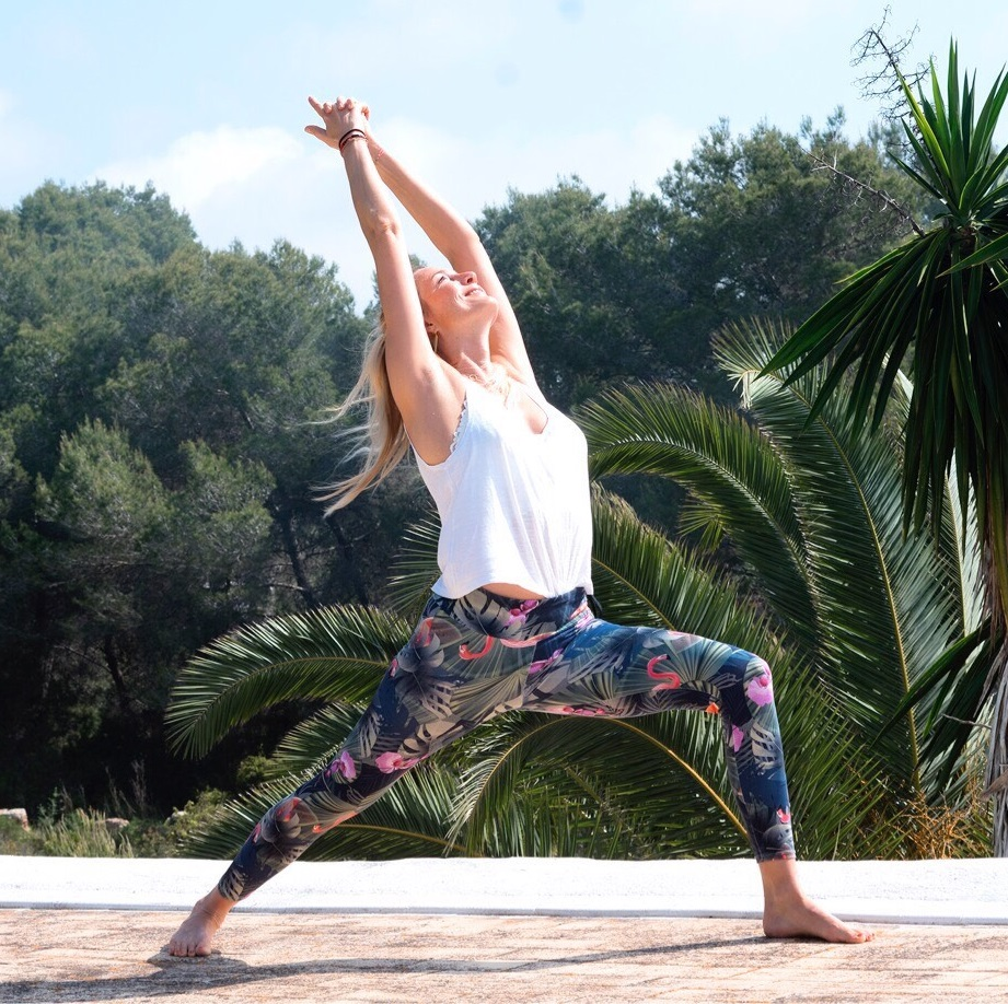 Anke Shine Yoga Retreat in Ibiza 2019
